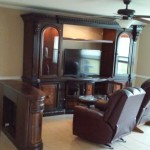 Galveston Move Entertainment Center (Before)