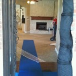 Floor & Entryway Protection