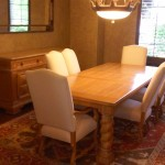 Dinning Room Table (Before)
